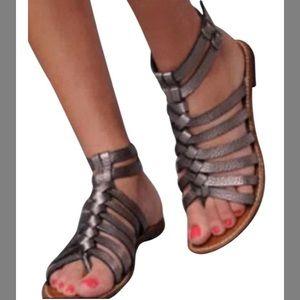 Sam Edelman Greco Gladiator Sandals Sz 8